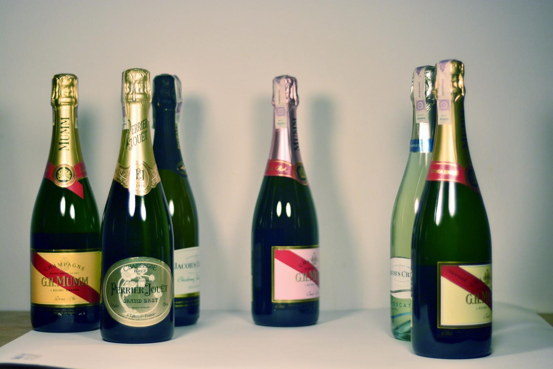 Wina musujące i szampany od Pernod Ricard