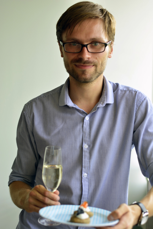Adrian - jako male food design model